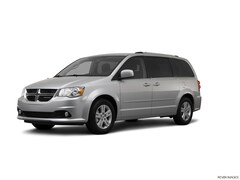 Used 2012 Dodge Grand Caravan Crew Minivan/Van near Stearling, IL
