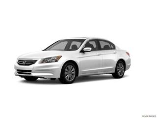 Bargain Used 2012 Honda Accord EX-L Sedan in Pensacola
