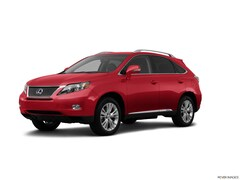Used 2012 LEXUS RX 450h AWD SUV in Chester Springs