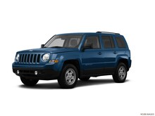 2012 Jeep Patriot Latitude SUV