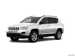 2012 Jeep Compass SP 4WD Sport SUV