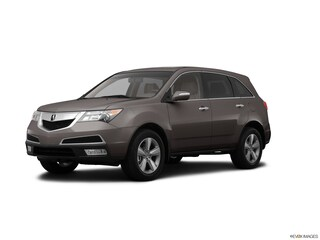 Used 2012 Acura MDX AWD 4dr SUV for sale in Houston