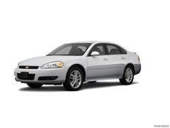 used 2012 Chevrolet Impala LTZ Sedan for sale in wallingford connecticut