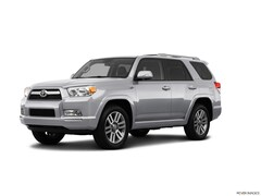 Used 2012 Toyota 4Runner Limited SUV in El Paso, TX