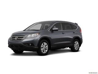 Used 2012 Honda CR-V EX SUV for sale near you in Burlington, MA