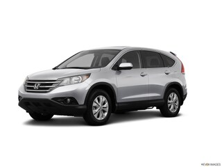 Used 2012 Honda CR-V EX SUV for sale near you in Seekonk, MA
