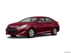 2012 Hyundai Sonata Hybrid Base Sedan