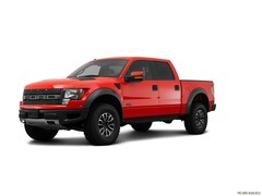 2012 Ford F-150 SVT Raptor Truck SuperCrew Cab