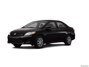 2012 Toyota Corolla Base/S/ Sedan