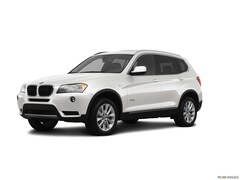 Pre-owned 2013 BMW X3 xDrive28i SAV for sale in Lebanon, NH