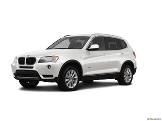 Pre-Owned 2013 BMW X3 xDrive28i AWD 4dr xDrive28i SAV near Boston