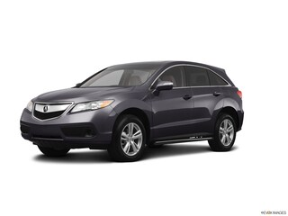 2013 Acura RDX Base w/Technology Package (A6) SUV