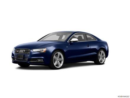 Featured pre-owned 2013 Audi S5 3.0T Prestige Coupe for sale near Burlington Vermont