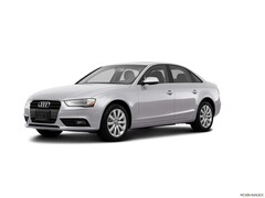 Pre-Owned 2013 Audi A4 Premium Sedan For Sale in Colorado Springs | Preferred Preowned North