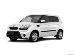 Used 2013 Kia Soul + Hatchback For Sale in Columbus, GA