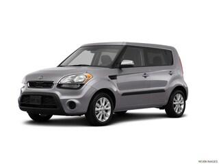 2013 Kia Soul + Hatchback