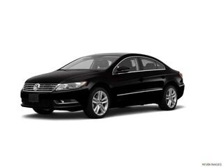 2013 Volkswagen CC Lux Sedan