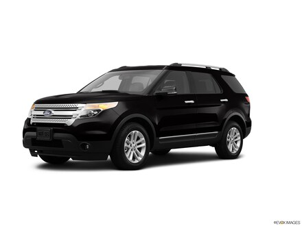 Featured New 2013 Ford Explorer XLT 4WD  XLT for Sale in Carroll, IA