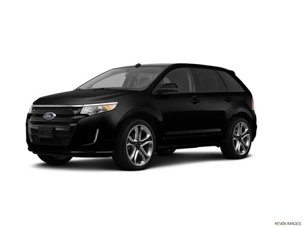 2013 Ford Edge Limited All-Wheel Drive with Locking Differential  S