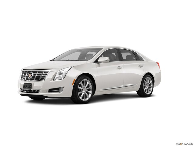 Used 2013 CADILLAC XTS Luxury Sedan for sale in Houston