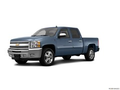 Used 2013 Chevrolet Silverado 1500 LT Truck Crew Cab for Sale in Kansas City KS