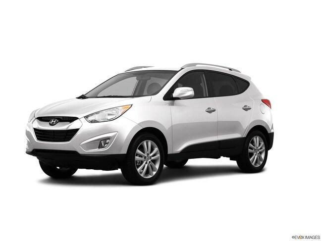 2013 Hyundai Tucson Limited AWD Limited  SUV