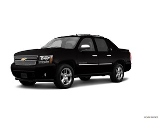 2013 Chevrolet Avalanche LTZ Black Diamond Truck Crew Cab
