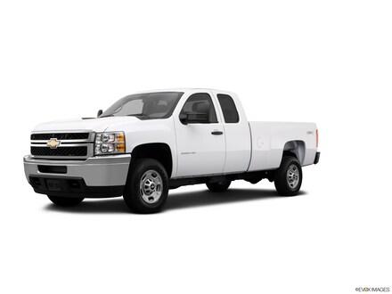2013 Chevrolet Silverado 2500HD Work Truck Truck