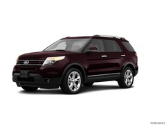 Used 2013 Ford Explorer Limited 4WD  Limited for sale in Grand Rapids