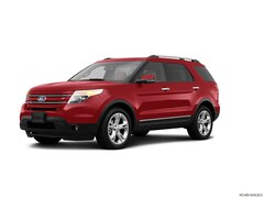 2013 Ford Explorer 4x4 LTD SUV