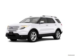 2013 Ford Explorer Limited FWD  Limited