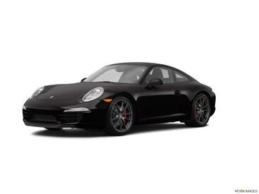 2013 Porsche 911 Carrera S Basalt Black Metallic Coupe