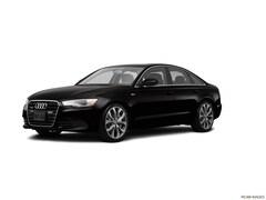 2013 Audi A6 2.0T Premium (Tiptronic) Sedan