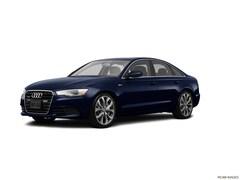 2013 Audi A6 2.0T Premium Plus Quattro Sedan