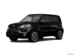 2013 Kia Soul Exclaim Hatchback