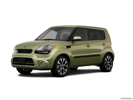 Featured Used 2013 Kia Soul Base Crossover 6A for Sale in Olympia, WA