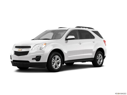 2013 Chevrolet Equinox 1LT SUV 2GNFLEEK0D6213706