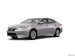2013 LEXUS ES 300h 300h *LUXURY PKG w/NAVIGATION! Sedan