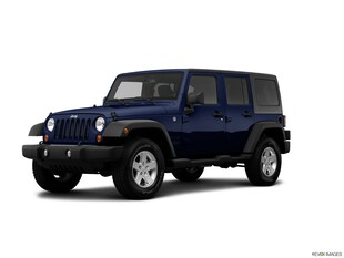 2013 Jeep Wrangler Unlimited 4WD 4dr Sport Sport Utility