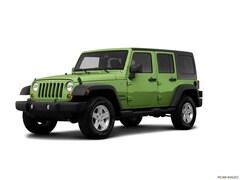 Used 2013 Jeep Wrangler Unlimited Sahara 4WD  Sahara For Sale near Houston, TX