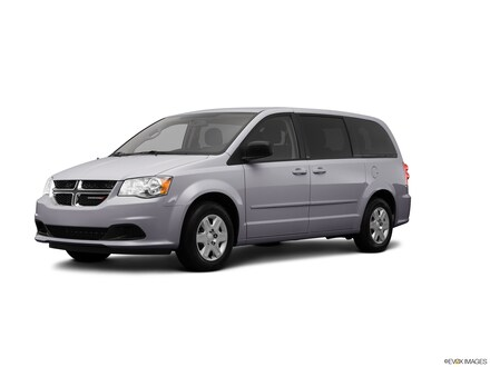 2013 Dodge Grand Caravan SXT Passenger Van