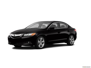 New 2013 Acura ILX 2.0L w/Premium Package (A5) Sedan