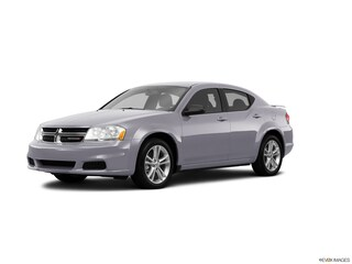 Used 2013 Dodge Avenger SE Sedan for sale in Las Vegas