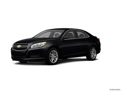 2013 Chevrolet Malibu LT with Moon Roof, Heated Leather, 1 OWNER Sedan