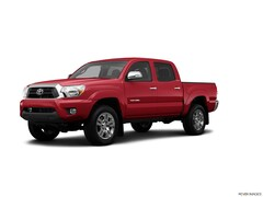 2013 Toyota Tacoma Prerunner 2WD Double Cab