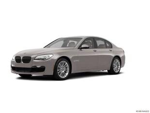 2013 BMW Sedan
