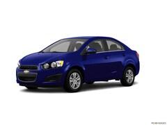 2013 Chevrolet Sonic Manual LS Sedan