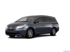 Used 2013 Honda Odyssey EX-L Van for sale in Kansas City, KS