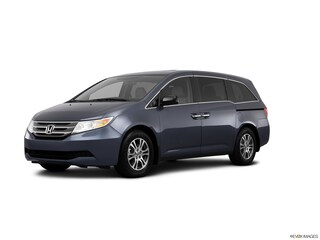 Used 2013 Honda Odyssey EX-L Van near Boston, MA