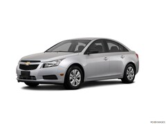 Used 2013 Chevrolet Cruze LS Auto Sedan near Utica NY
